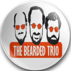 Bearded Trio